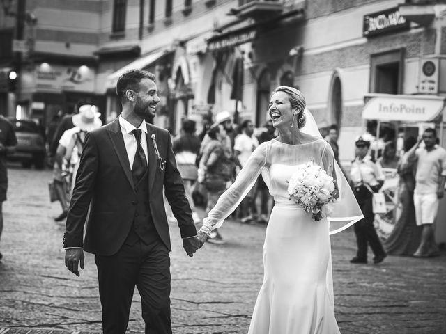 Il matrimonio di Alessandro e Stephanie a Maiori, Salerno 67