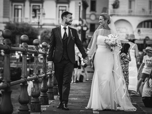 Il matrimonio di Alessandro e Stephanie a Maiori, Salerno 68