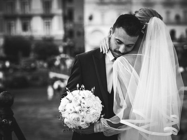 Il matrimonio di Alessandro e Stephanie a Maiori, Salerno 71