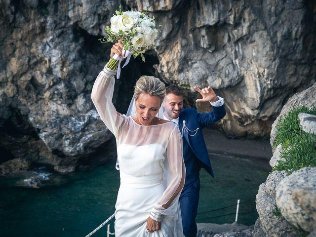 Il matrimonio di Alessandro e Stephanie a Maiori, Salerno 79