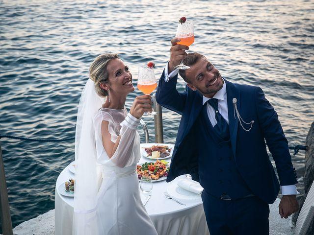 Il matrimonio di Alessandro e Stephanie a Maiori, Salerno 80