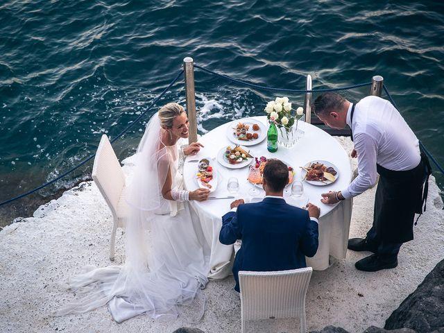 Il matrimonio di Alessandro e Stephanie a Maiori, Salerno 81