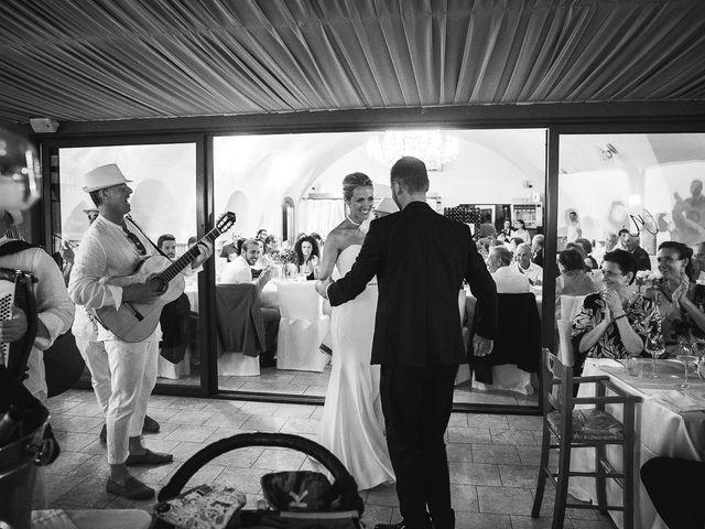 Il matrimonio di Alessandro e Stephanie a Maiori, Salerno 82