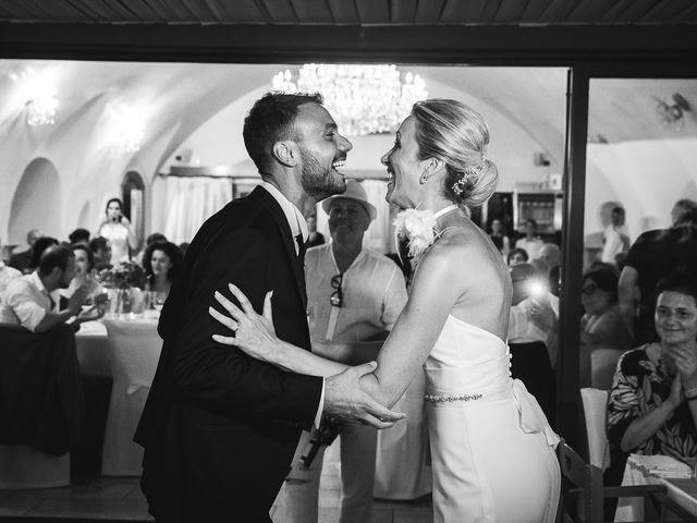 Il matrimonio di Alessandro e Stephanie a Maiori, Salerno 83