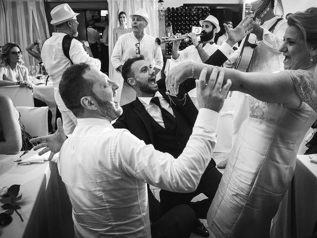 Il matrimonio di Alessandro e Stephanie a Maiori, Salerno 87