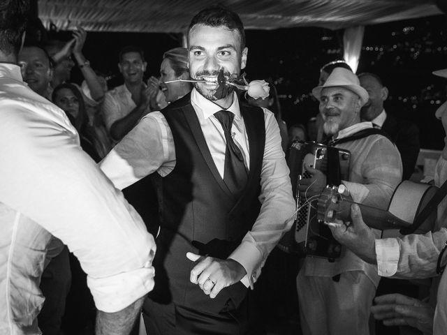 Il matrimonio di Alessandro e Stephanie a Maiori, Salerno 89