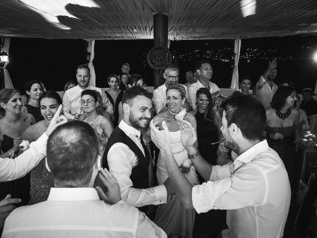 Il matrimonio di Alessandro e Stephanie a Maiori, Salerno 90