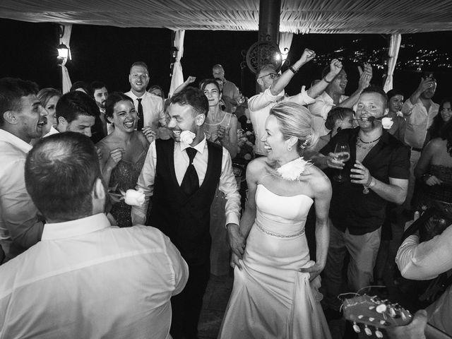 Il matrimonio di Alessandro e Stephanie a Maiori, Salerno 91