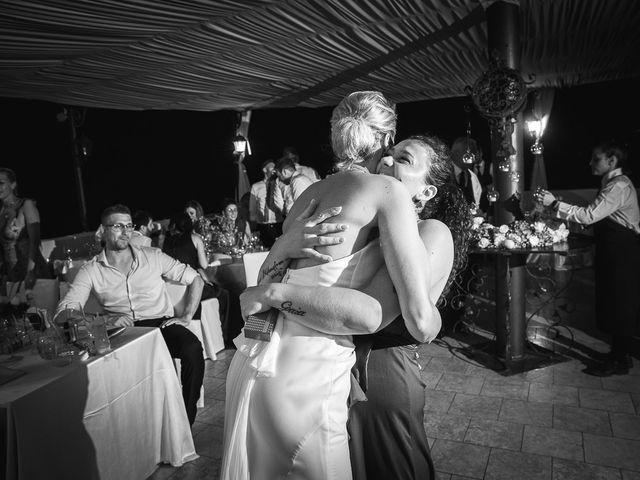 Il matrimonio di Alessandro e Stephanie a Maiori, Salerno 97