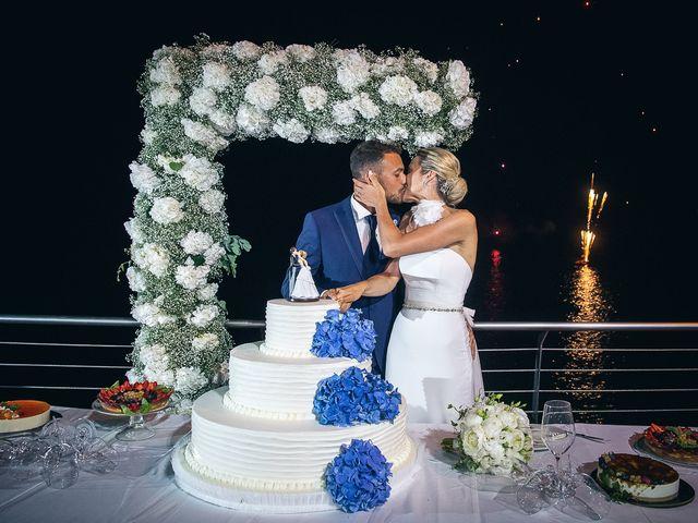 Il matrimonio di Alessandro e Stephanie a Maiori, Salerno 102