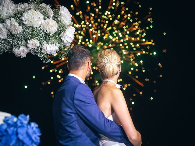 Il matrimonio di Alessandro e Stephanie a Maiori, Salerno 103