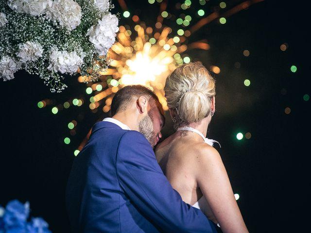 Il matrimonio di Alessandro e Stephanie a Maiori, Salerno 104