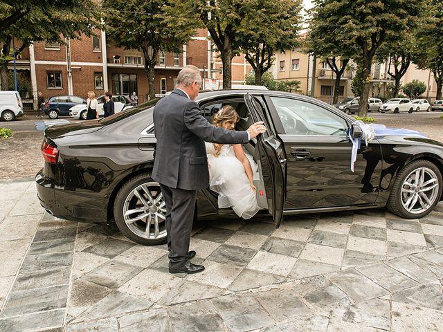 Il matrimonio di Michele e Elena a Romano di Lombardia, Bergamo 14