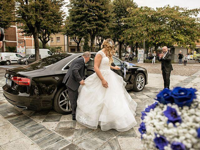 Il matrimonio di Michele e Elena a Romano di Lombardia, Bergamo 15