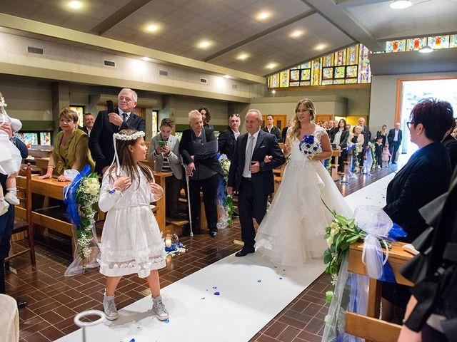 Il matrimonio di Michele e Elena a Romano di Lombardia, Bergamo 17
