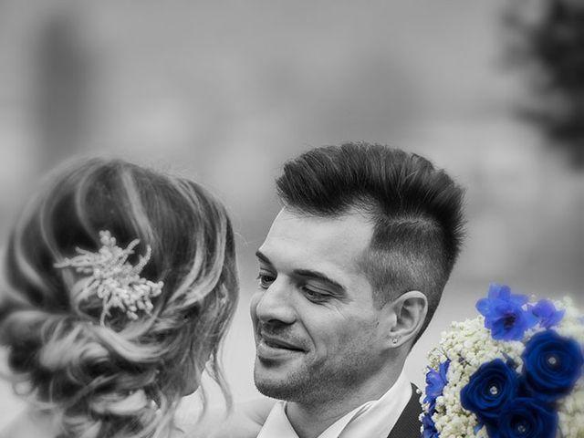 Il matrimonio di Michele e Elena a Romano di Lombardia, Bergamo 32
