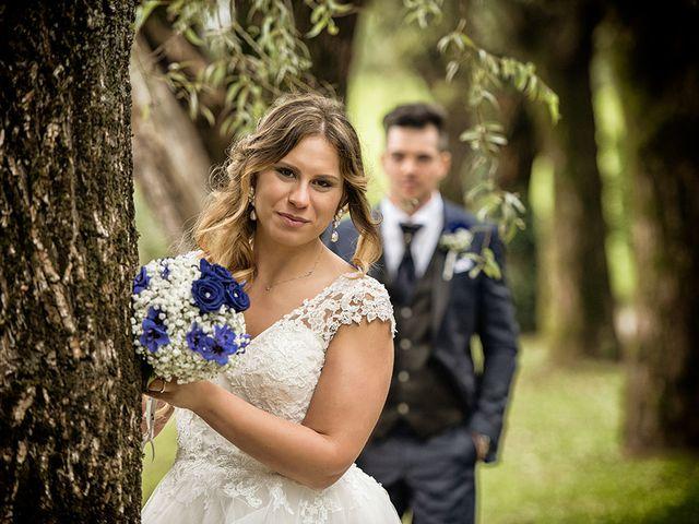 Il matrimonio di Michele e Elena a Romano di Lombardia, Bergamo 34