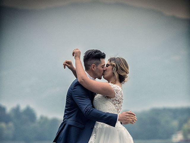 Il matrimonio di Michele e Elena a Romano di Lombardia, Bergamo 35