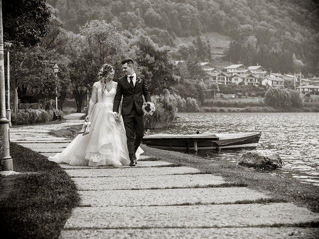 Il matrimonio di Michele e Elena a Romano di Lombardia, Bergamo 37
