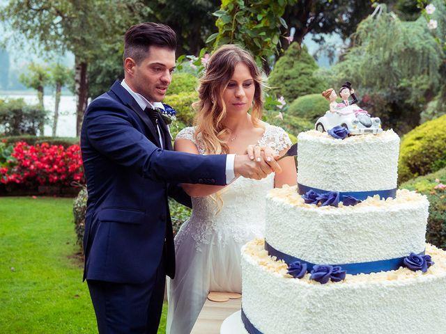 Il matrimonio di Michele e Elena a Romano di Lombardia, Bergamo 38