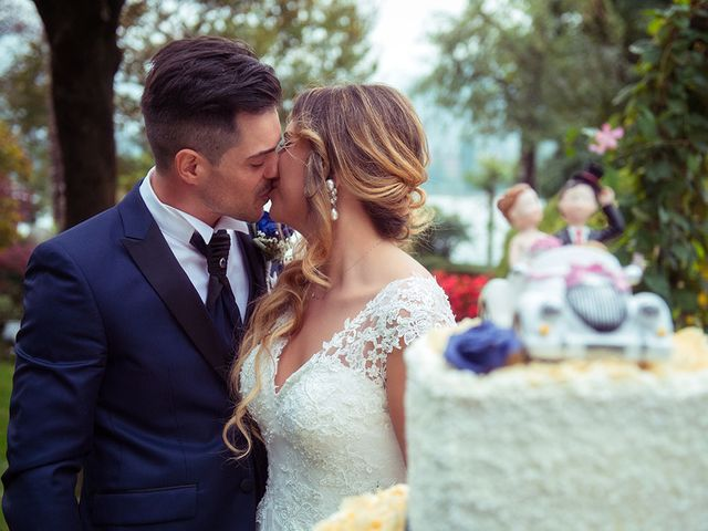Il matrimonio di Michele e Elena a Romano di Lombardia, Bergamo 40