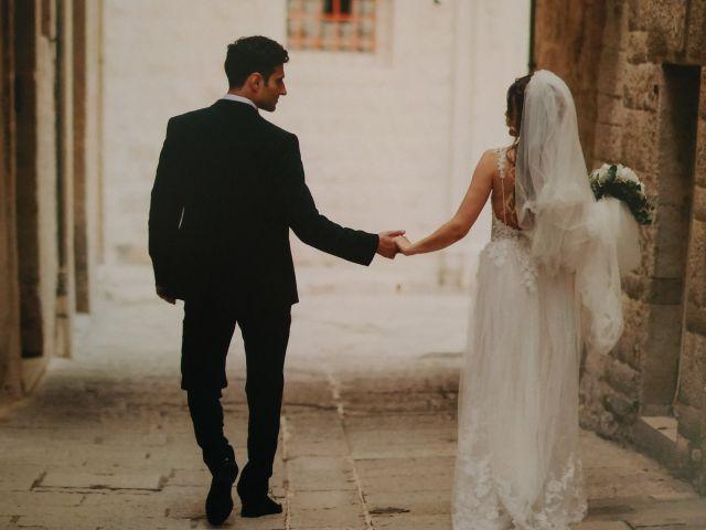 Il matrimonio di Valerio e Erika a Molfetta, Bari 8
