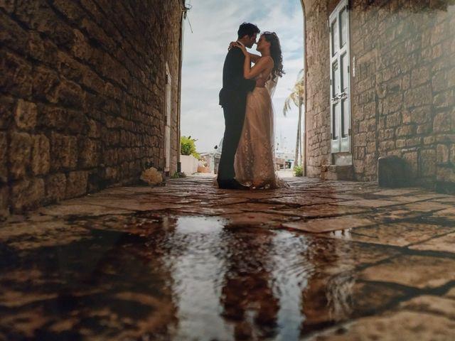 Il matrimonio di Valerio e Erika a Molfetta, Bari 1