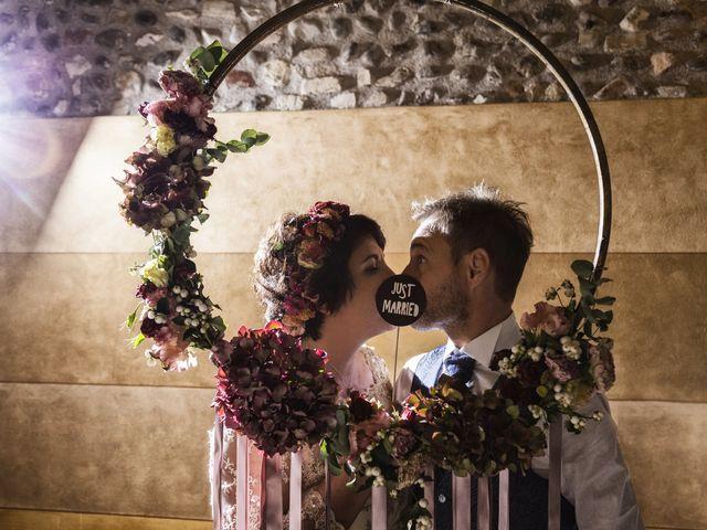 Le nozze di Franca e Marco
