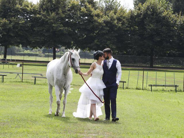 Il matrimonio di Davide e Silvia a Busto Arsizio, Varese 7