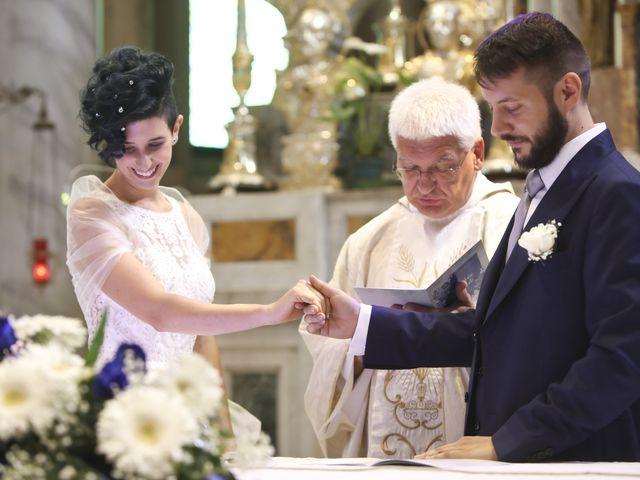 Il matrimonio di Davide e Silvia a Busto Arsizio, Varese 9