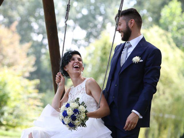 Il matrimonio di Davide e Silvia a Busto Arsizio, Varese 10