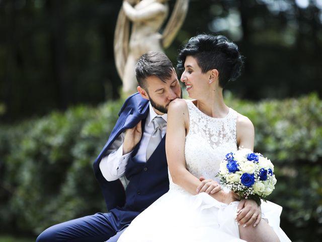Il matrimonio di Davide e Silvia a Busto Arsizio, Varese 11