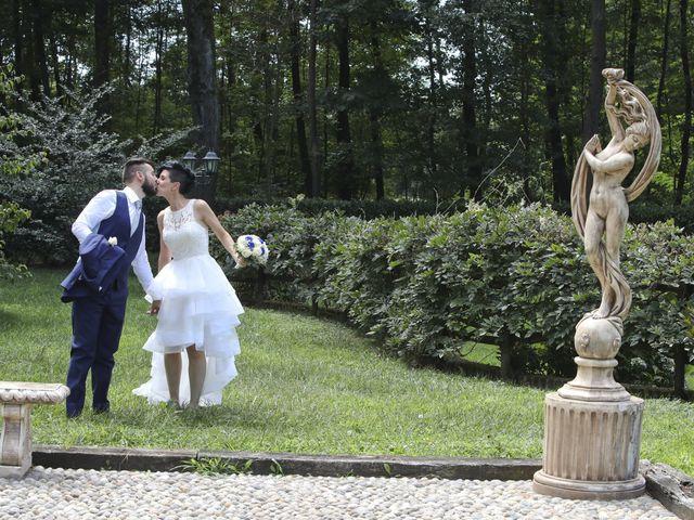 Il matrimonio di Davide e Silvia a Busto Arsizio, Varese 15