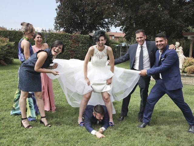 Il matrimonio di Davide e Silvia a Busto Arsizio, Varese 17