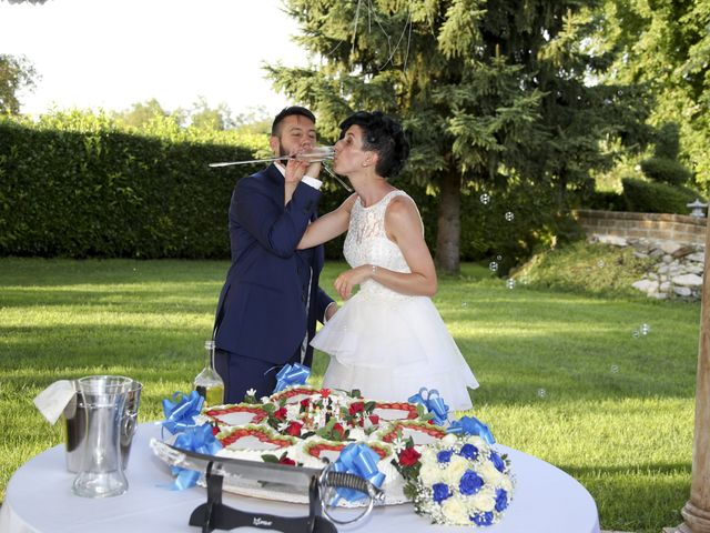 Il matrimonio di Davide e Silvia a Busto Arsizio, Varese 21
