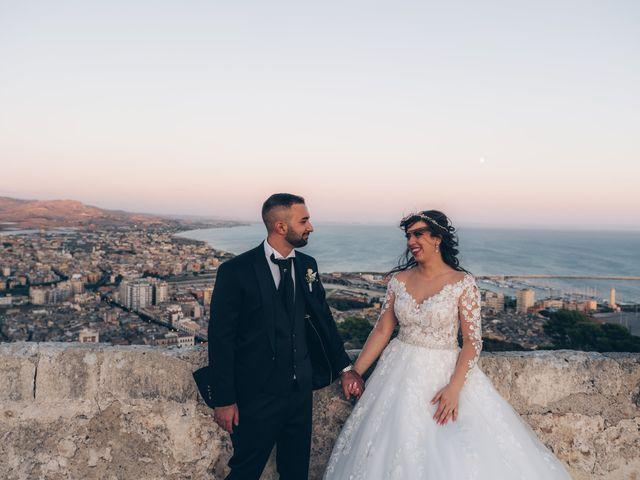 Il matrimonio di Fabio e Elena a Licata, Agrigento 46