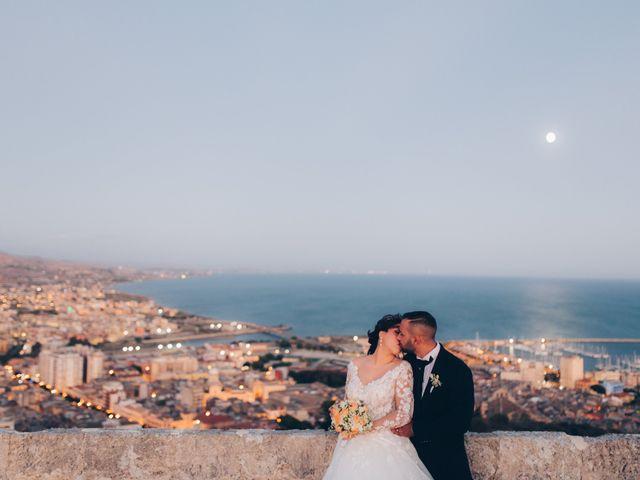 Il matrimonio di Fabio e Elena a Licata, Agrigento 54