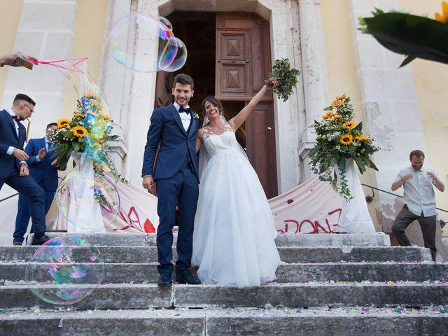Il matrimonio di Lorenzo e Anna a Levico Terme, Trento 20