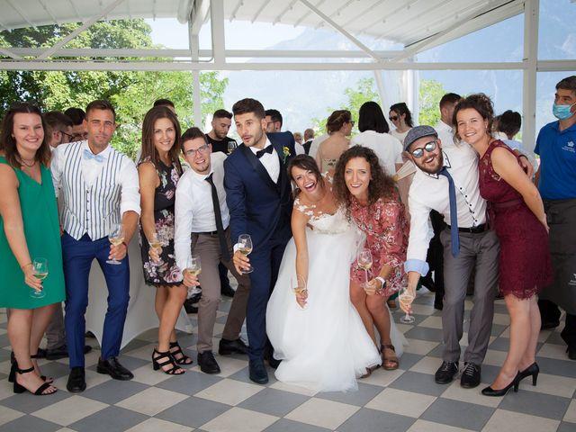 Il matrimonio di Lorenzo e Anna a Levico Terme, Trento 32