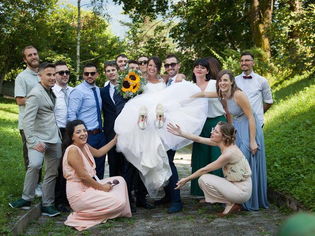 Il matrimonio di Lorenzo e Anna a Levico Terme, Trento 33