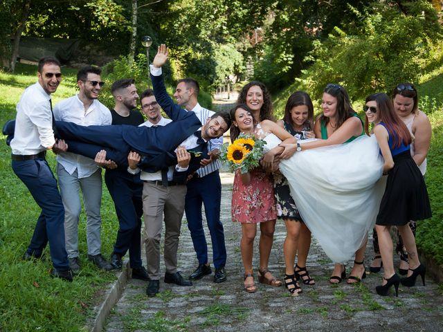 Il matrimonio di Lorenzo e Anna a Levico Terme, Trento 34