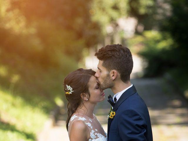 Il matrimonio di Lorenzo e Anna a Levico Terme, Trento 35
