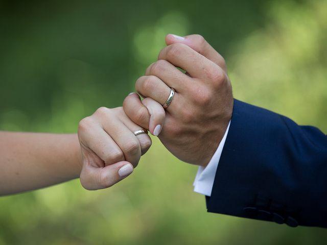 Il matrimonio di Lorenzo e Anna a Levico Terme, Trento 36