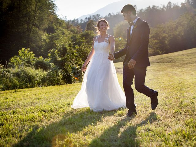 Il matrimonio di Lorenzo e Anna a Levico Terme, Trento 39
