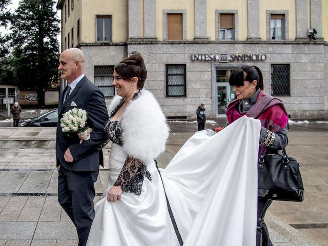 Il matrimonio di Elsa e Luca a Desio, Monza e Brianza 24