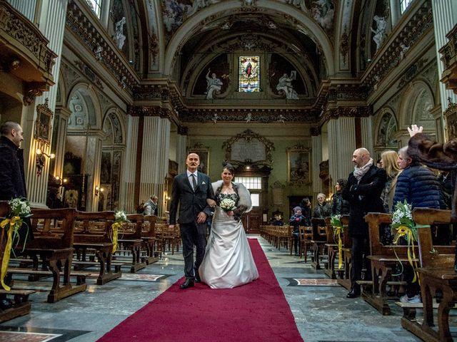 Il matrimonio di Elsa e Luca a Desio, Monza e Brianza 25