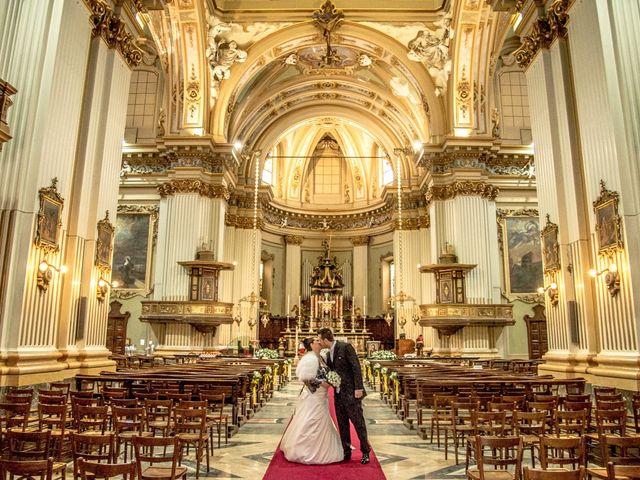 Il matrimonio di Elsa e Luca a Desio, Monza e Brianza 28