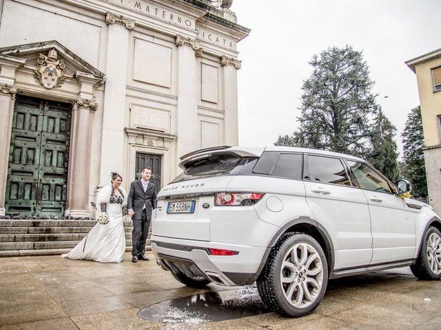 Il matrimonio di Elsa e Luca a Desio, Monza e Brianza 38