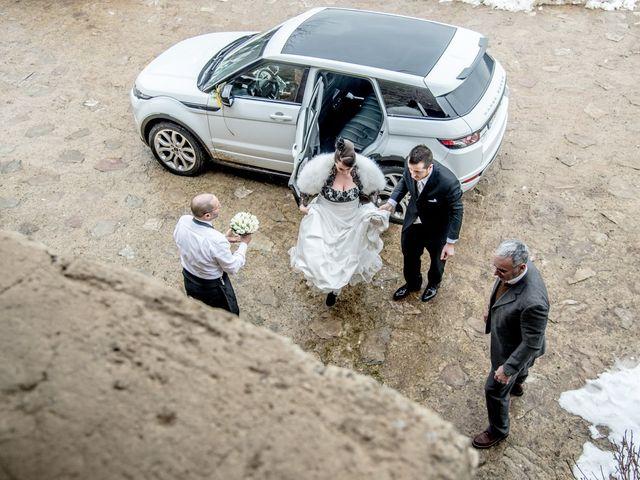 Il matrimonio di Elsa e Luca a Desio, Monza e Brianza 54