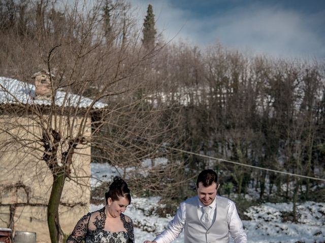Il matrimonio di Elsa e Luca a Desio, Monza e Brianza 68
